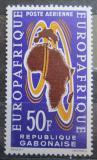 Poštovní známka Gabon 1966 EUROPAFRIQUE Mi# 250