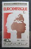 Poštovní známka Mauritánie 1975 EUROPAFRIQUE Mi# 511