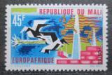 Poštovní známka Mali 1967 EUROPAFRIQUE Mi# 155