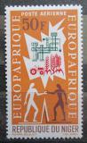 Poštovní známka Niger 1964 EUROPAFRIQUE Mi# 77