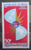Poštovní známka Niger 1966 EUROPAFRIQUE Mi# 131