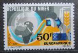 Poštovní známka Niger 1967 EUROPAFRIQUE Mi# 167
