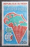 Poštovní známka Niger 1972 EUROPAFRIQUE Mi# 339