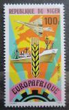 Poštovní známka Niger 1976 EUROPAFRIQUE Mi# 528