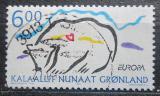 Poštovní známka Grónsko 1999 Evropa CEPT, lední medvěd Mi# 338