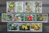 Poštovní známky Komory 1977 Flóra doplatní Mi# 6-15,17