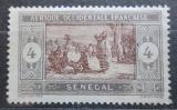 Poštovní známka Senegal 1914 Příprava jídla Mi# 55