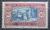 Poštovní známka Senegal 1925 Příprava jídla Mi# 74