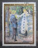 Poštovní známka Kongo 1974 Umění, Renoir Mi# 438