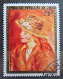 Poštovní známka Kongo 1974 Umění, Renoir Mi# 439