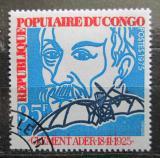 Poštovní známka Kongo 1975 Clément Ader Mi# 503