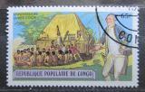 Poštovní známka Kongo 1979 James Cook Mi# 670