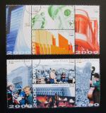 Poštovní známky Finsko 2000 Helsinki Mi# 1502-09 Kat 12€