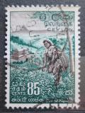 Poštovní známka Cejlon 1958 Sběr rýže Mi# 306 Kat 6€