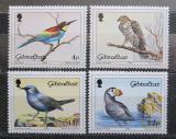 Poštovní známky Gibraltar 1988 Ptáci Mi# 552-55 Kat 10€