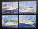 Poštovní známky Gibraltar 2006 Výletní lodě Mi# 1169-72 Kat 8.50€