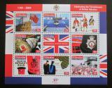 Poštovní známky Gibraltar 2004 Kolonie Gibraltar, 300. výročí Mi# 1069-77 Kat 12€