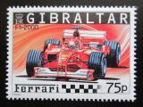 Poštovní známka Gibraltar 2004 Formule F1 2000 Mi# 1109