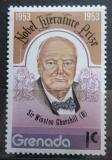 Poštovní známka Grenada 1978 Winston Churchill Mi# 866