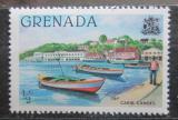 Poštovní známka Grenada 1980 Karibské kánoe Mi# 1047 I