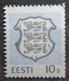 Poštovní známka Estonsko 1994 Státní znak Mi# 204 A w