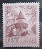 Poštovní známka Estonsko 1994 Věž v Kiia Mi# 224
