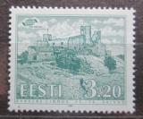 Poštovní známka Estonsko 1994 Hrad Rakvere Mi# 244