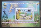 Poštovní známka Jersey, Velká Británie 2005 Pohádky, Ch. Andersen Mi# Block 48 Kat 9€