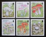 Poštovní známky Jersey, Velká Británie 2005 Houby Mi# 1200-05 Kat 10€