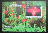 Poštovní známka Jersey, Velká Británie 2004 Orchideje Mi# Block 44
