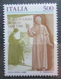 Poštovní známka Itálie 1988 Giovanni Bosco Mi# 2039