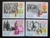 Poštovní známky Itálie 1988 Filmy neorealismu Mi# 2059-62 Kat 15€