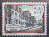 Poštovní známka Itálie 1989 Gymnázium Giuseppe-Parini, Mailand Mi# 2072