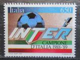 Poštovní známka Itálie 1989 Inter Milán Mi# 2090