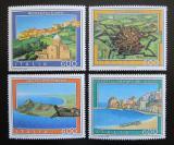 Poštovní známky Itálie 1990 Turistické zajímavosti Mi# 2141-44