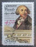 Poštovní známka Itálie 1990 Giovanni Paisiello, skladatel Mi# 2152