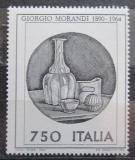 Poštovní známka Itálie 1990 Umění, Giorgio Morandi Mi# 2158