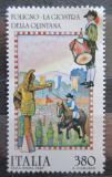 Poštovní známka Itálie 1987 Folklór Mi# 2021