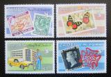 Poštovní známky Zambie 1990 Výstava London TOP SET Mi# 511-14 Kat 19€