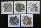 Poštovní známky Rusko 1993 Fauna ruského Pacifiku Mi# 323-27