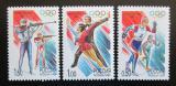 Poštovní známky Rusko 1998 ZOH Nagano Mi# 643-45