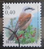 Poštovní známka Belgie 2000 Ťuhýk obecný Mi# 2931