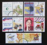 Poštovní známky Belgie 2001 Výstava BELGICA Mi# 3046-50