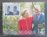 Poštovní známka Belgie 1999 Královský pár Mi# 2880