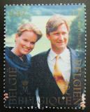 Poštovní známka Belgie 1999 Královská svatba Mi# 2907
