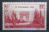 Poštovní známka Francie 1938 Vítězný oblouk Mi# 434 Kat 5€