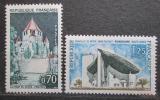 Poštovní známky Francie 1964 Turistické atrakce Mi# 1482-83