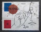 Poštovní známka Francie 1981 Výstava PHILEXFRANCE Mi# 2262
