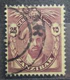 Poštovní známka Zanzibar 1936 Sultán Mi# 181