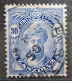 Poštovní známka Zanzibar 1936 Sultán Mi# 182